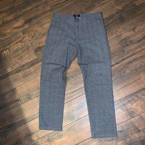 Dockers men's pants 31/30 gray slim tapered fit